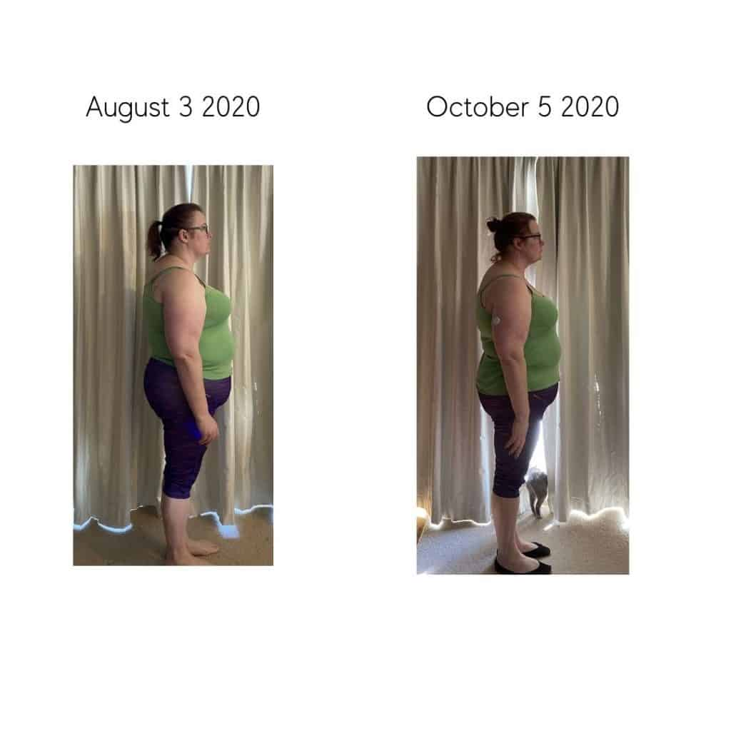 ketovore diary after two months progress pictures