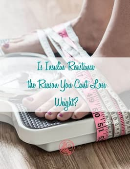 Insulin Resistance, PCOS, Metabolic Syndrome and Why I Can't Seem to Lose Weight