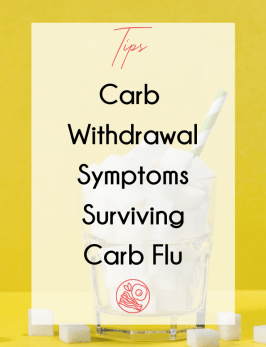 What are the Symptoms of Carb Withdrawal?