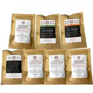 Bliss Fit Foods Australia keto friendly range sample pack